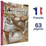 Revista La Broderie Hardanger Cote Deco (Decoração com Bordado Hardanger)