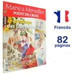Revista Mains & Merveilles Point de Croix Nº 114