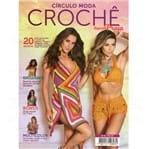 Revista Moda Crochê Círculo Especial Praia Nº 08