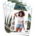 Revista Moda Crochê Verão Círculo Nº 12