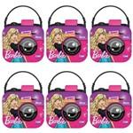 Ricca Barbie Câmera Digital Cachos Definidos Shampoo 250ml (kit C/06)