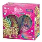Ricca Barbie Reinos Mágicos Kit - Shampoo + Condicionador Kit