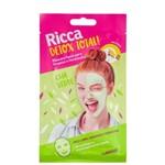Ricca Máscara Facial Detox Chá Verde C/1