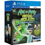 Rick & Morty: Virutal Rick-ality Collector's Edition - Ps4