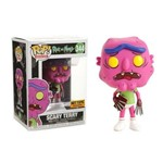Rick And Morty Boneco Pop Funko Scary Terry #344 Exclusivo Hot Topic