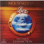 Rick Wakeman Live - Cd Rock