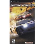 Ridge Racer Greatest Hits - Psp