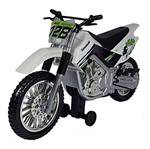 Road Rippers - Wheelie Bike Moto Kawasaki KLX 140 Branca - DTC