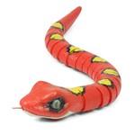 Robô Alive Cobra Coral Vermelha - Dtc