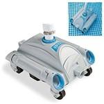 Robô Aspirador Limpador Automático de Piscinas - Intex