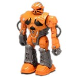 Robo de Brinquedo Tecno Xr-5 Dtc Cor:laranja