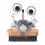 Robô Escova - 3D Comex