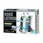 Robô Latinha - 4M