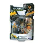 Robô Transformável - Carregadeira Frontal - Buba
