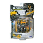 Robô Transformável - Guindasde Hidráulico - Buba