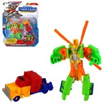 Robo Transforme Veiculos Mega Robots Colors