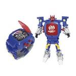 Robot Watch Relógio e Robô 2 em 1 Azul e Vermelho - Multikids