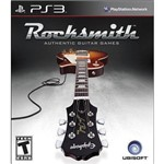 Rocksmith Authentic Guitar Games - Ps3