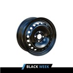 Roda Ferro *Aro 15* 4 Furos- Agile/Onix/Prisma Novo