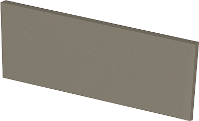 Rodapé para Balcão 350mm Connect Henn Duna C950-23-DUNA C95023DUNA