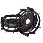 Rodas Ferro P/ Banhado - Microtrator Kawashima MCG780 MCD580