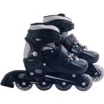 Roller Ajustável Inline Premium 30-33 P