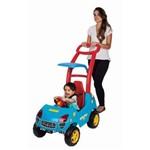 Roller Baby Fit Azul Som e Luz 1048 - Magic Toys
