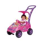 Roller Baby Versátil Meg Rosa Magic Toys