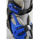Roller Patins Azul Infantil Basic Único