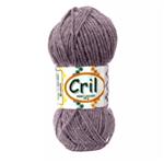 Rolo de Lã Cril 40g - Roxo