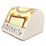 Rolo de Notas Adesivas Basic Quadro Amarelo Ótima