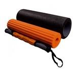 Rolo de Yoga 3x1 - 46,5 X 15 Cm
