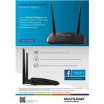 Roteador Facebook Hotspot 2 Antenas 300 Mbps RE300