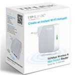 Roteador Tp-Link Tl-Wr710n Wireless N - Antena Interna, 150mbps, Mini