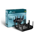 Roteador Wireless Gigabit Tri Band 2167Mbps AC5400 TP Link