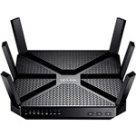 Roteador Wireless TP-Link Tri Band AC 3200 6 Antenas Smart Connect
