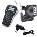 Rotulador Eletronico Profissional Lm160p Dymo 6 Pilha 1fonte