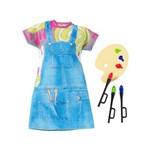 Roupa Barbie Pintora - Mattel