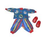 Roupa para Boneca - Kit Colors - Baby Alive – Laço de Fita