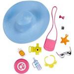 Roupinha e Acessórios - Barbie - Itens Praia - Mattel