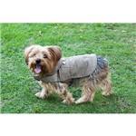 Roupinha para Cães Meemo Fashion Macho Marrom