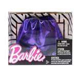 Roupinhas e Acessórios - Barbie - Saia Roxa Lisa - Mattel
