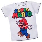 Roupinhas e Acessórios - Barbie - Super Mário Camiseta - Mattel