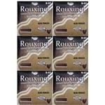 Rouxinol Kit C/ 6 Encordoamento Violão Nylon C/ Bolinha R-57