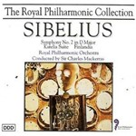 Royal Philharmonic Orchestra Sibelius - CD Música Clássica