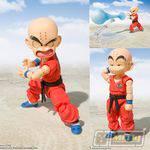 S.h.figuarts Kid Kuririn Dragon Ball