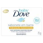 Sabonete Dove Baby Hidratação Balanceada 75g
