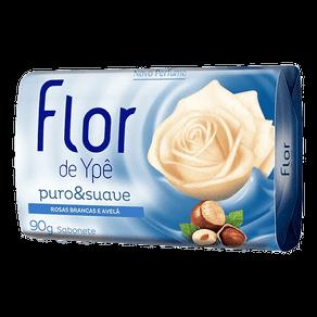 Sabonete Flor Ype Puro Suave 90g