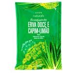 Sabonete Líquido para Mãos Refil Naturals Erva Doce e Capim-limão - 250 Ml