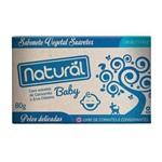 Sabonete Natural Suavetex Baby com Extratos de Camomila e Erva Cidreira 80g – Orgânico Natural
